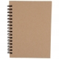 Preview: Recycle Notepad A6 brown