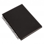 Preview: Recycle Notepad A6 black