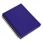 Preview: Recycle Notepad A6 blue
