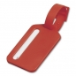 Preview: Luggage tag red