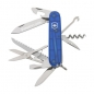 Preview: Victorinox Huntsman transparent blau