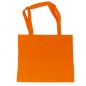 Mobile Preview: Non Woven Tasche 37 x 41 cm Orange