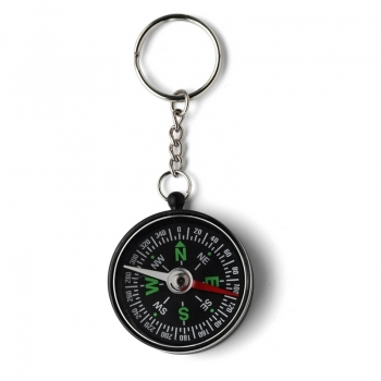 Keyring with compass2
