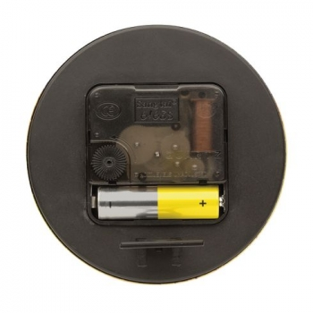 Button Clock Batterie