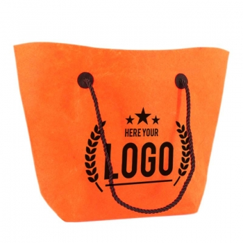 Filztasche Trapez orange