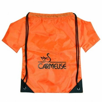 T-Shirt Rucksack orange