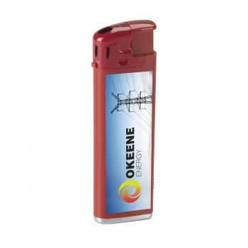 LED-Lighter Feuerzeug rot