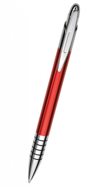 ZEN Metal Ballpen red